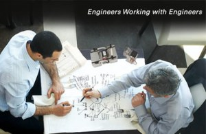 Engineers Working with Engineers