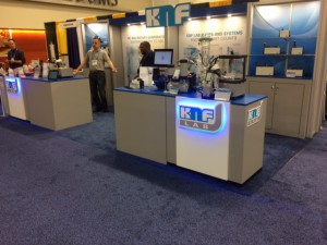 KNF Rotary Evaporator at ACS Fall, 2014