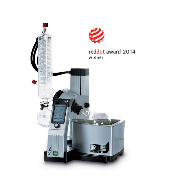 Red Dot Award Winner: RC 900 Rotary Evaporator