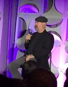 Former MythBuster Jamie Hyneman at Pacific Design & Manufacturing